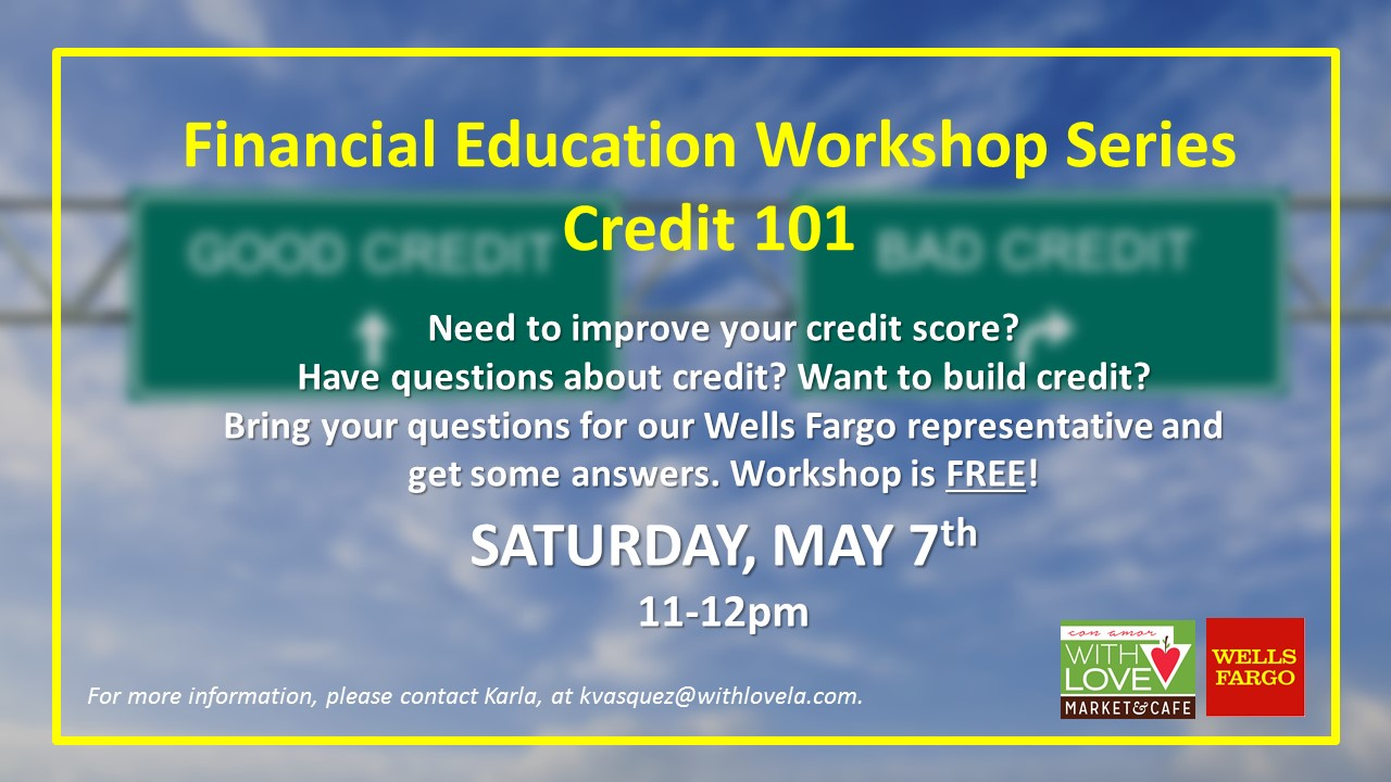 Credit 101: How To Build Good Credit And Improve Credit Score