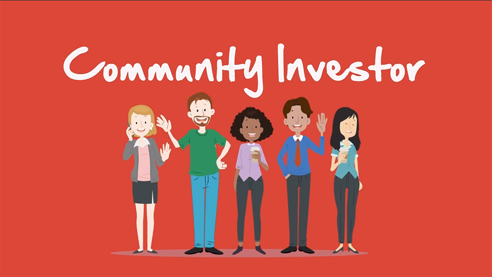 With Love Community Investor Program